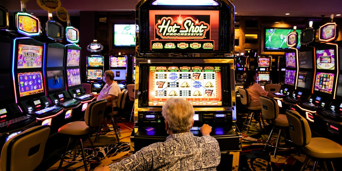 Every Component You Desired To Find Out About Gambling